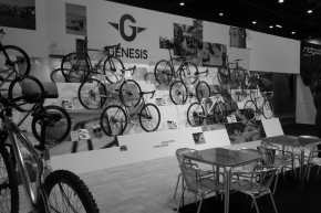 Image courtesy of Genesis bikes.