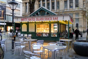 Hayes Island snack bar. Picture courtesy of the excellent urban75.