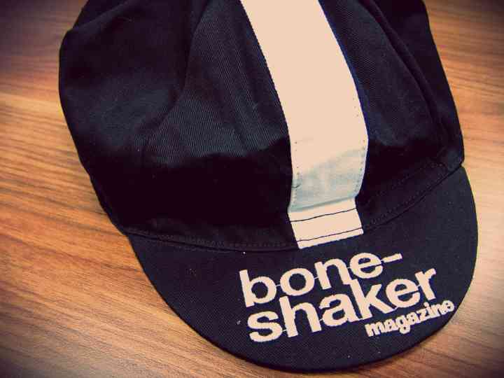 Boneshaker cap
