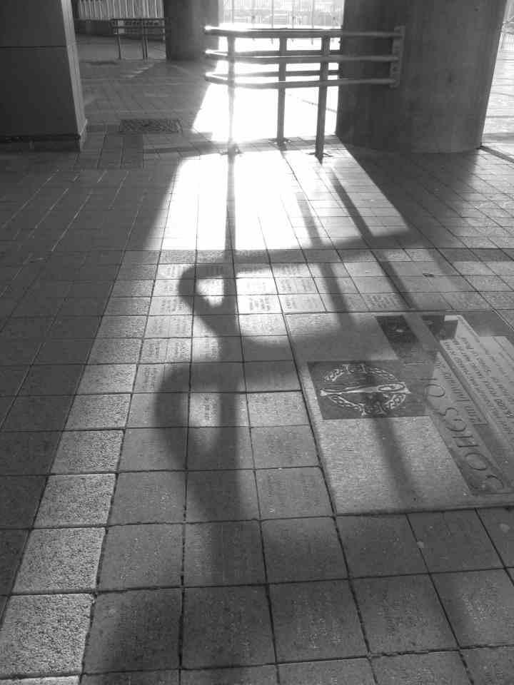 Barrier shadow