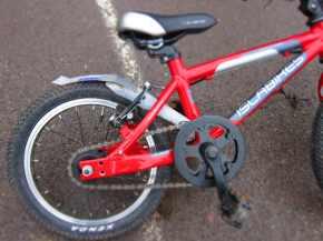 George's bike 2