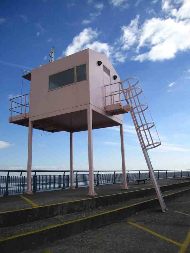 Bay watchtower
