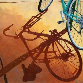 Bike painting