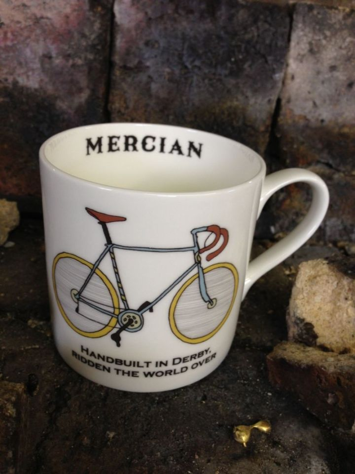 Mercian cycles