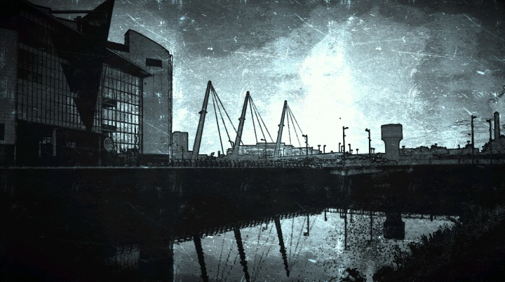 Cardiff by moonlight (1 of 1)