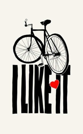 I like it cycle art