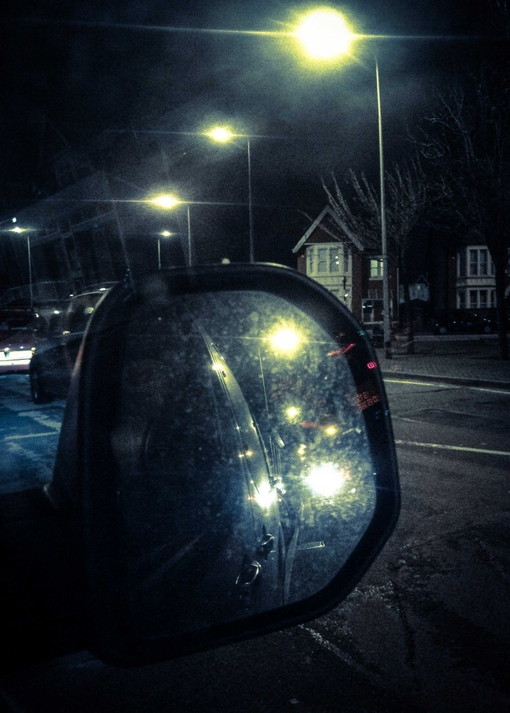 Wing mirror world (1 of 1)