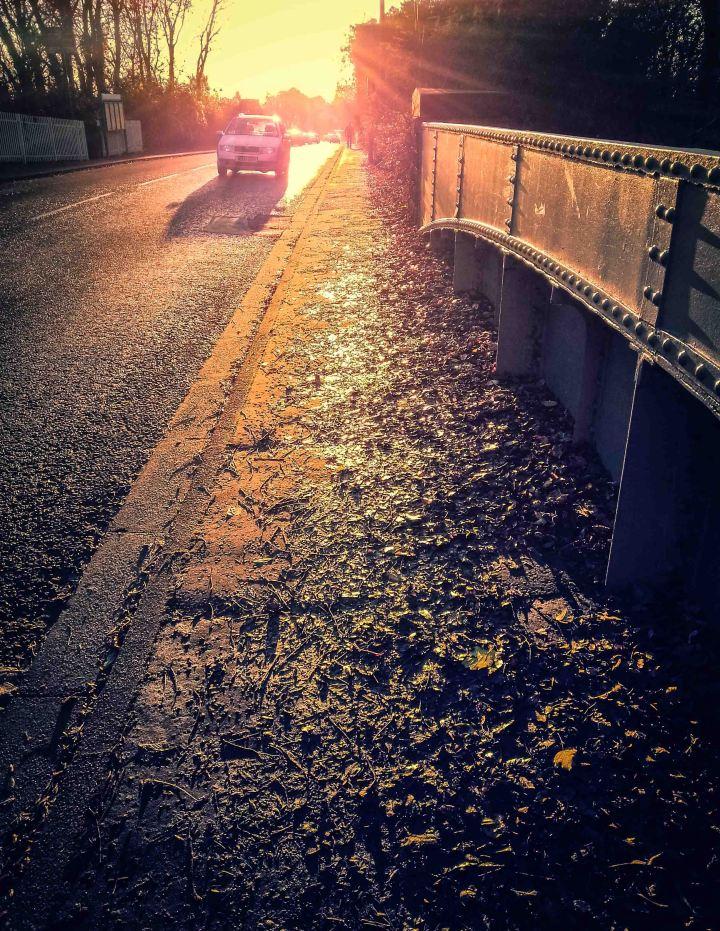 Coryton sunlight-
