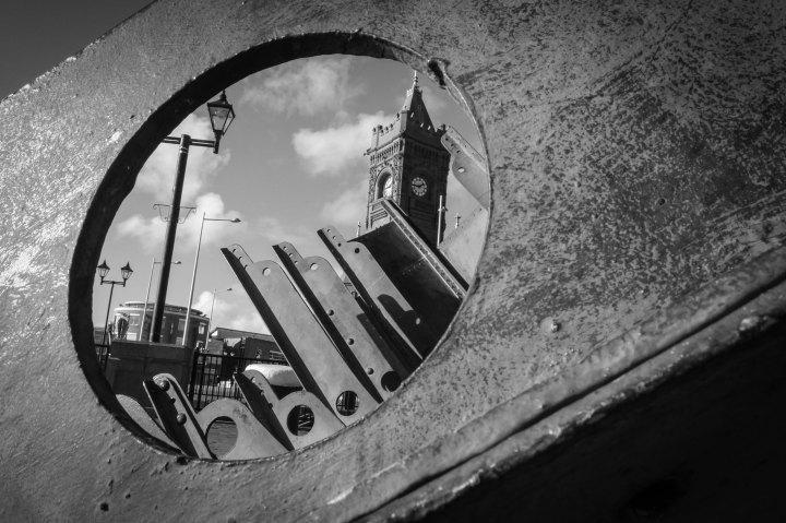 Through the hole-1962