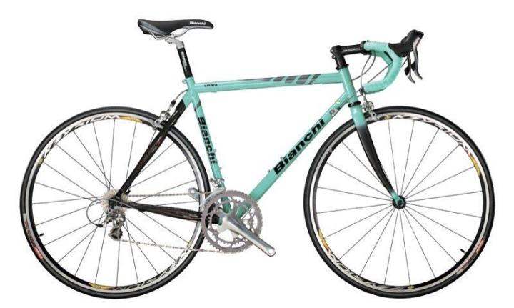 Andy's Bianchi