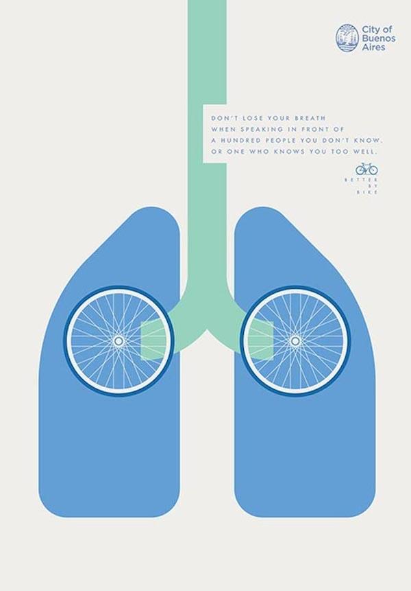 poster bike health