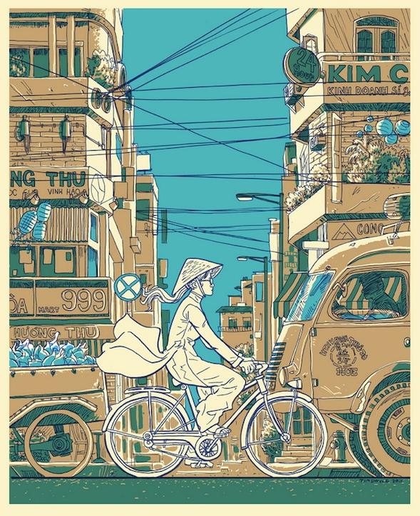 Vetnamn bike
