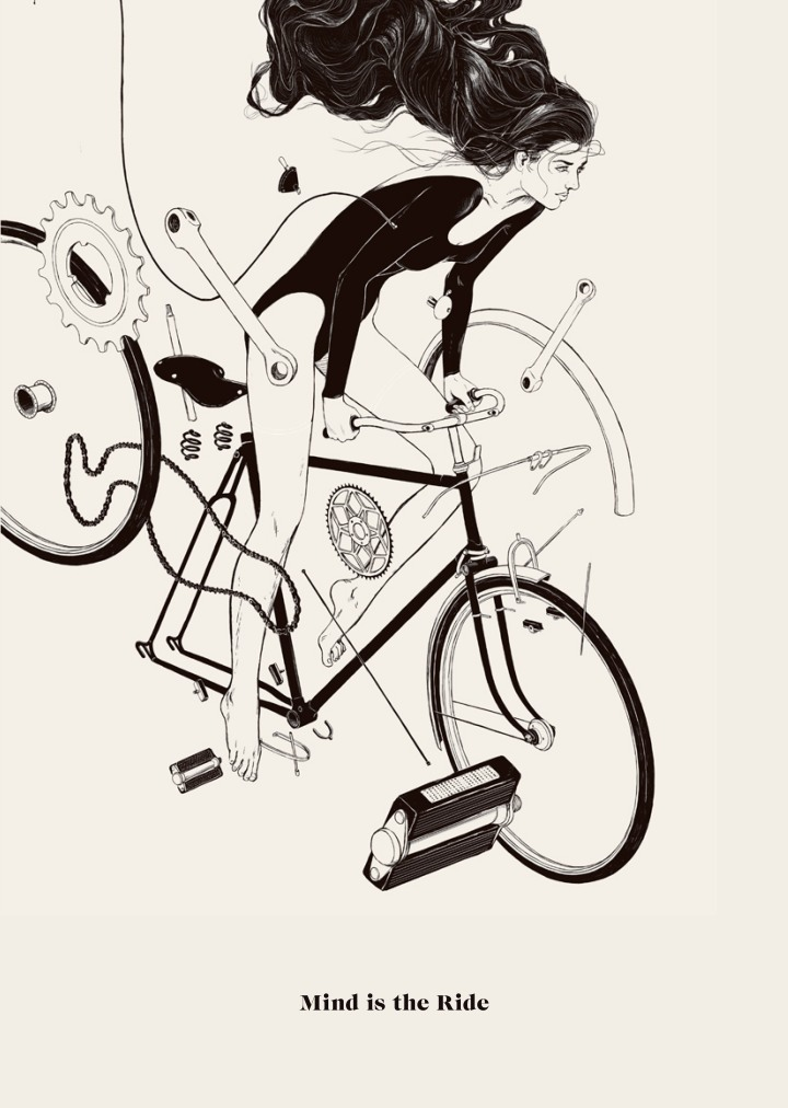 Mind is the Ride_Outlined